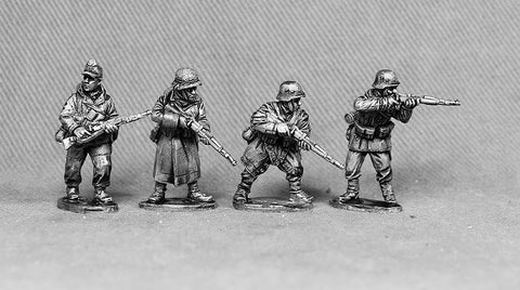 VG 10 \ Volks Grenadiers armed with KAR 98