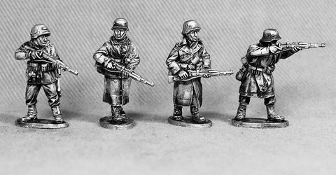 VG 3 \ Volks Grenadiers armed with KAR 98