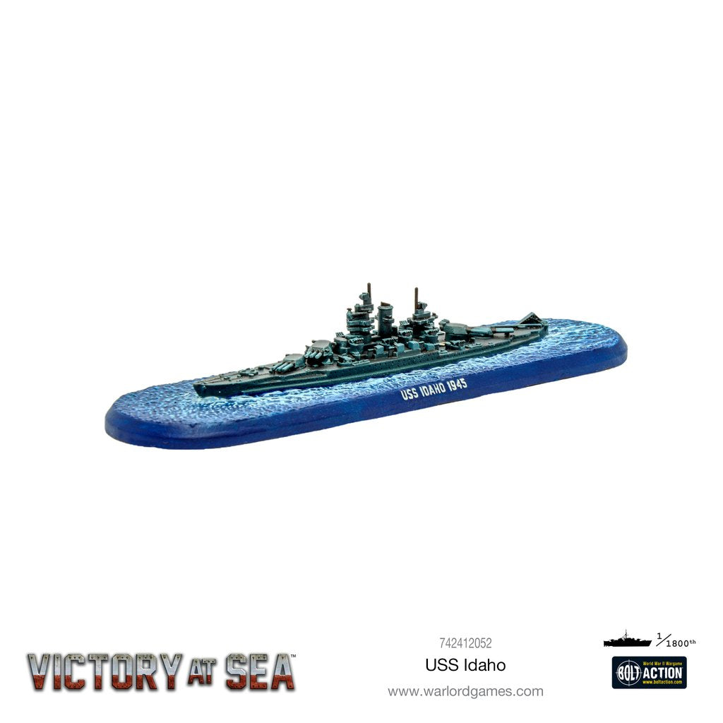 Victory at Sea: USS Idaho