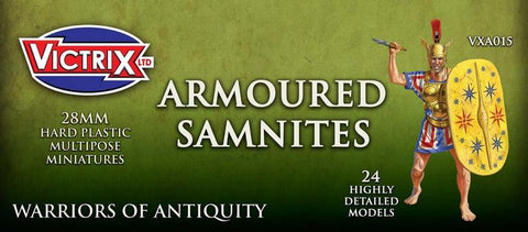 Ancient Armoured Samnites