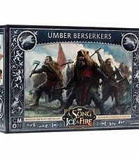 A Song of Ice and Fire: Berseker Umber