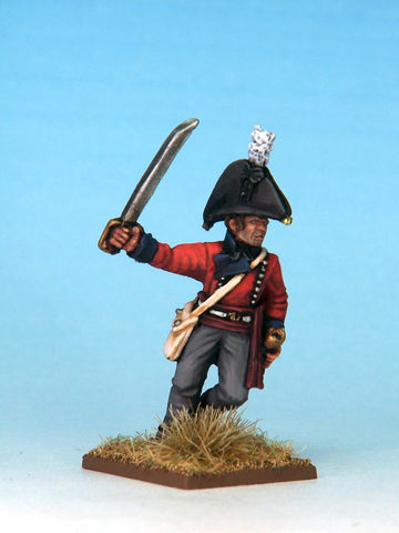 British Regular Infantry Officer (1812)