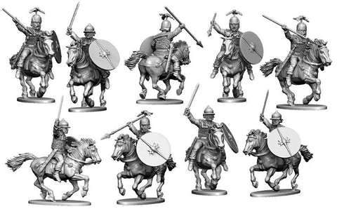 Ancient Gallic Cavalry
