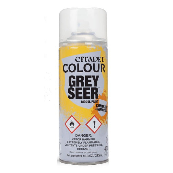 GREY SEER SPRAY 400ML (GLOBAL)