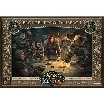 A Song of Ice and Fire - Eroi del Popolo Libero #1-Italiano