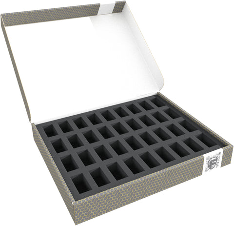 FELDHERR STORAGE BOX FSLB040 PER 36 MINIATURE