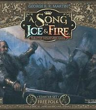 A Song of Ice and Fire-Popolo Libero Starter Set -Inglese