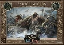 A Song of Ice and Fire: Free Folk Skinchangers - Inglese