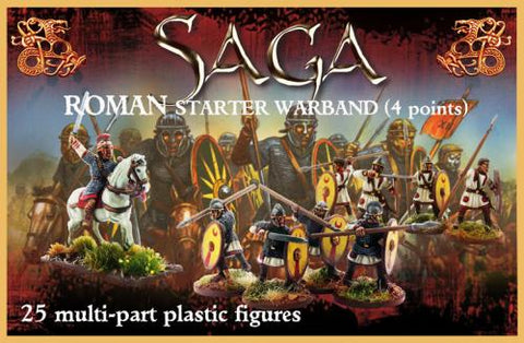 Plastic Roman SAGA Starter (4 point)