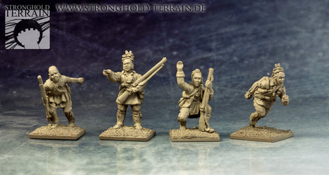 Woodland Indians 2 – Experienced Warriors (4)