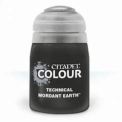 TECHNICAL:  Mordant Earth (24 Ml)