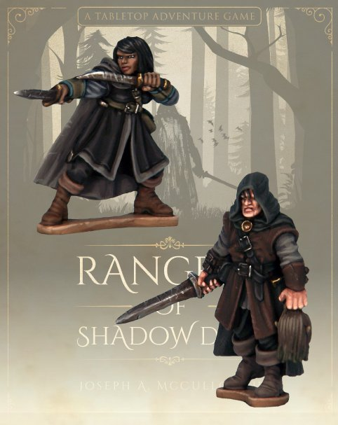 Rangers of Shadow Deep 1