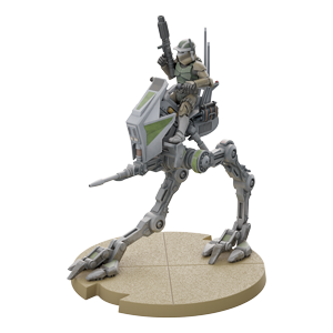 Star Wars Legion: Republic AT-RT Unit Expansion - Inglese