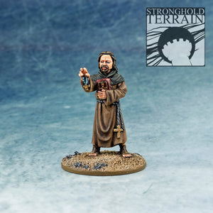 Monk (SAGA Christian Priest)