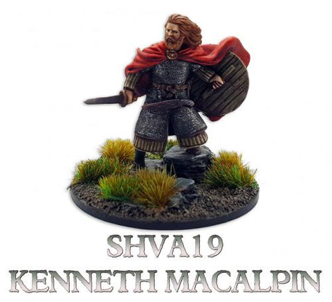 Kenneth MacAlpin, King of Alba