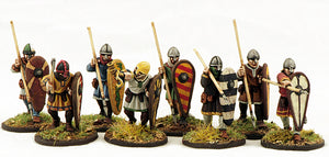 Norman Spearmen (8)
