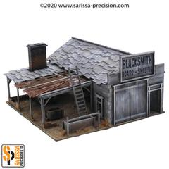 Blacksmiths Forge - 28mm