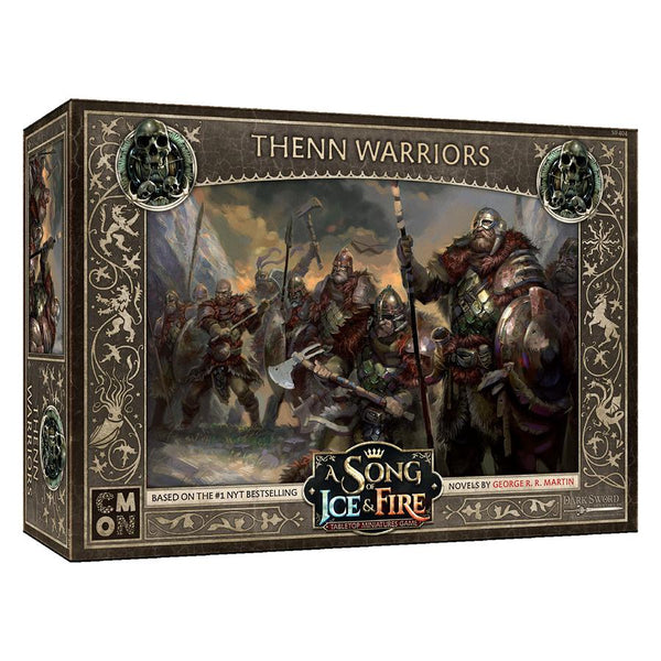 THENN WARRIORS UNIT BOX