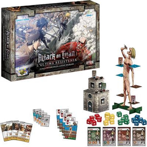 ATTACK ON TITAN: L'ULTIMA RESISTENZA