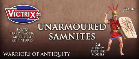 Ancient Unarmoured Samnites