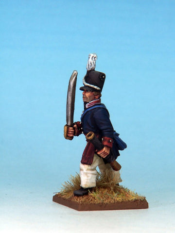 US Regular Infantry Officer (1812)