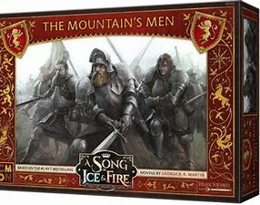 A Song of Ice and Fire: Uomini della Montagna