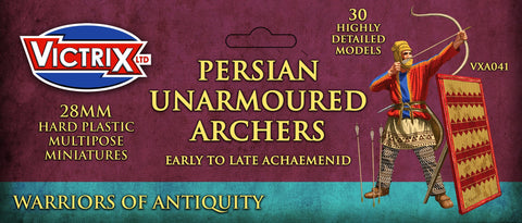 Persian Unarmoured Archers (30)