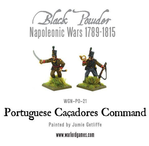 Cacadores Command