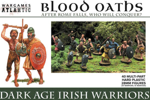 DARK IGE IRISH WARRIORS