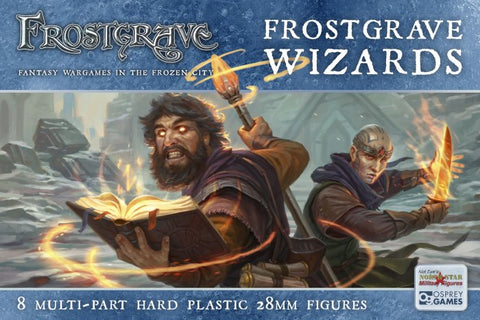Frostgrave Wizards I