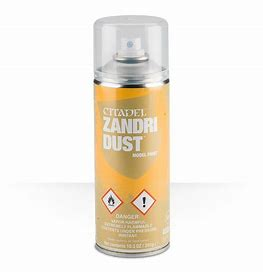ZANDRI DUST SPRAY 400ML (GLOBAL)