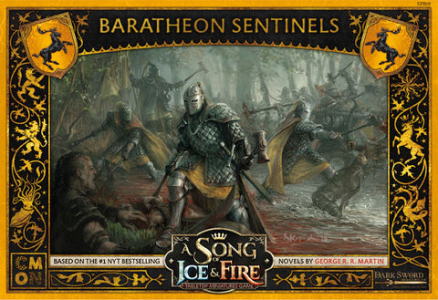 A Song Of Ice and Fire: Baratheon Sentinels - Inglese