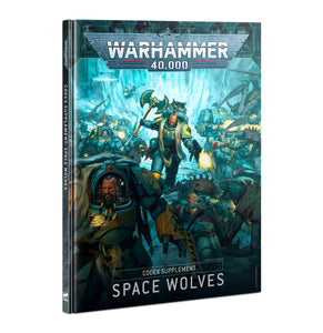 Codex Supplemento: Space Wolves (Italiano)
