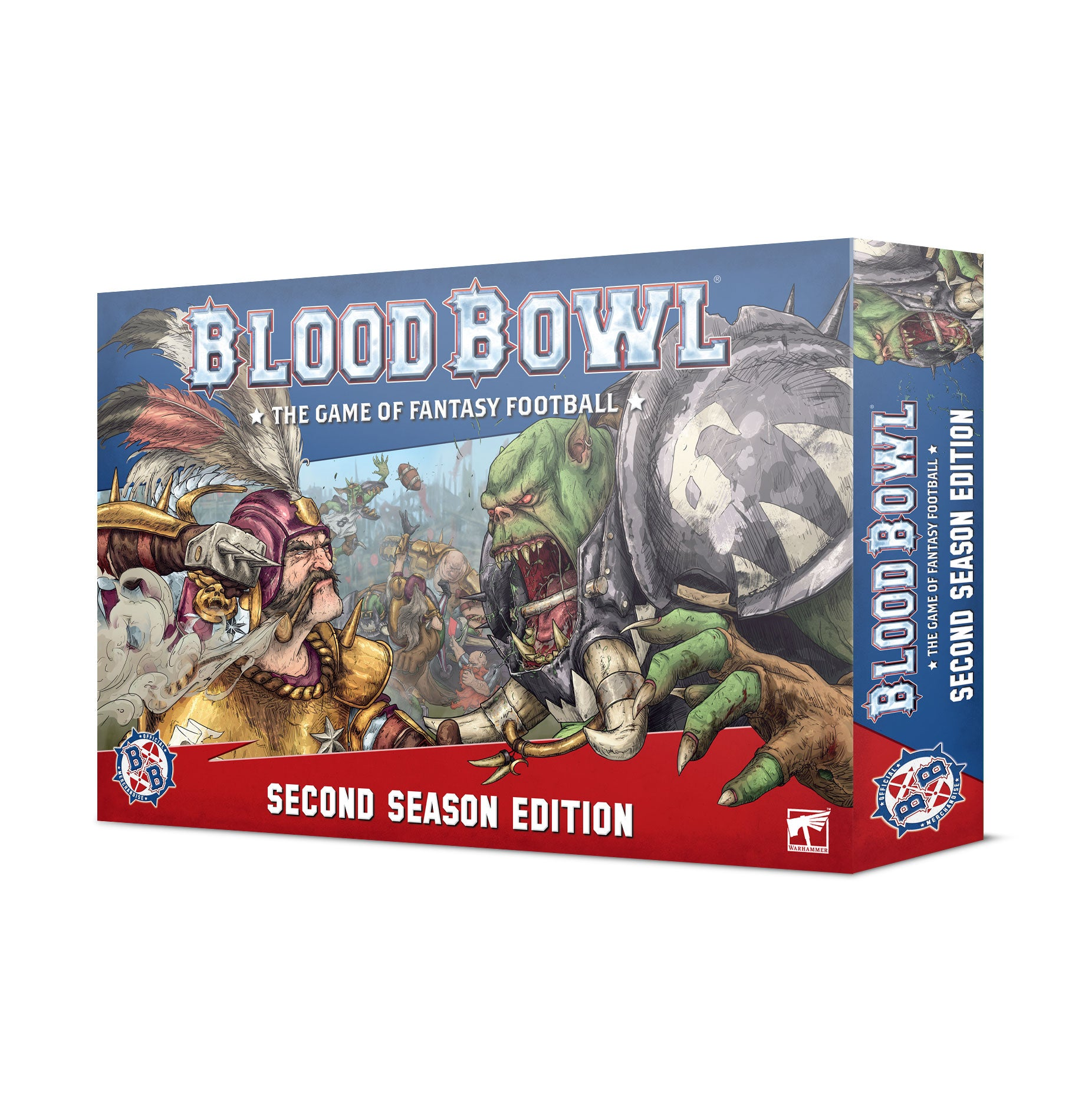 Blood Bowl Second Season Edition (Inglese)
