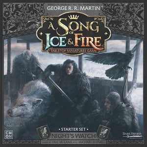 A Song of Ice and Fire - Guardiani della Notte - Starter Set
