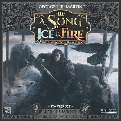 A Song of Ice and Fire - Guardiani della Notte - Starter Set - Italiano