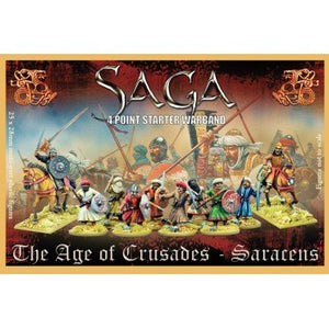 Saracen  Starter Warband (4 Point)