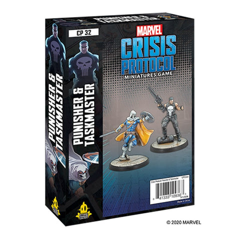 Marvel: Crisis Protocol - Punisher & Taskmaster Pack