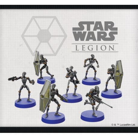 Star Wars: Legion - BX-series Droid Commandos