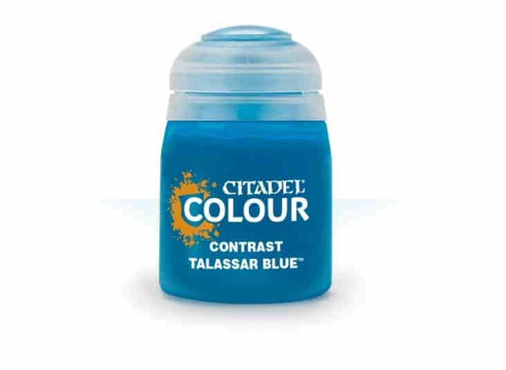 CONTRAST: TALASSAR BLUE (18ML)