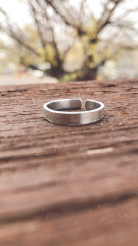 Custom Dainty Ring