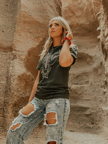 Rowdy Distressed Jeans