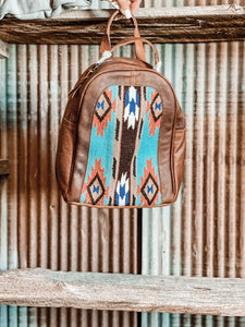Serape Conceal Carry Backpack