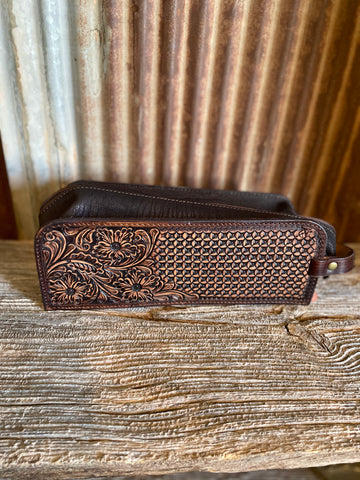 Billy the Kid Shave Bag