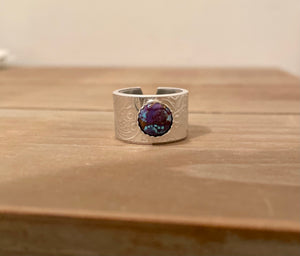 Mohave Floral Ring