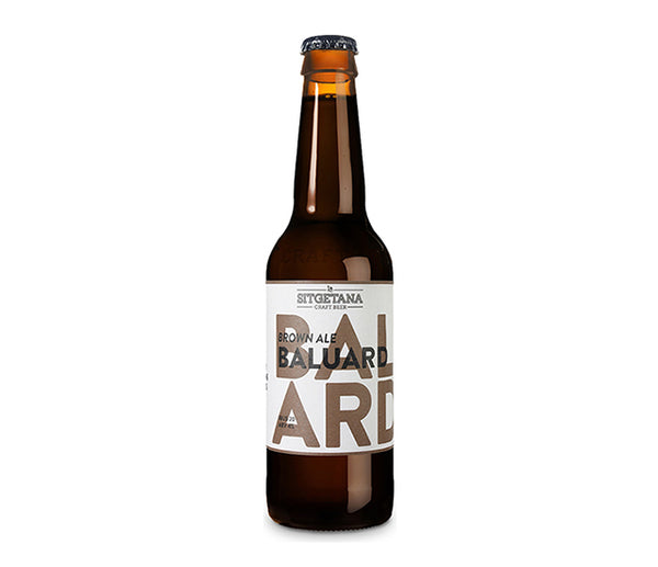 BALUARD London Brown Ale 33 cl. / caja 12 unidades