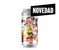 BEST FRIENDS Doble IPA DDH - 12 unidades