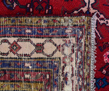 Hand Knotted Vintage Persian Shiraz Rug, 200 x 285 cm