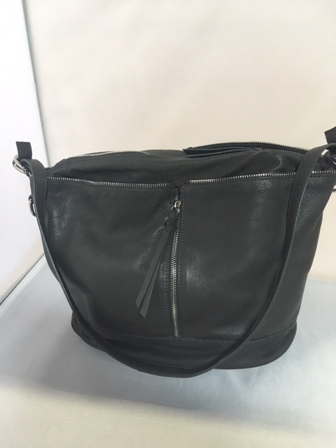 Zara Grey Purse