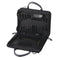 "Crawford 264-BLK Double-Sided 2-Compartment Soft Sided Zipper Tool Case 16"" x 11"" x 5-1/2"""